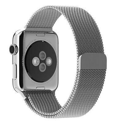 JETech 2117 Apple Watch Band 38mm Milanese Loop Stainless Steel Bracelet Strap