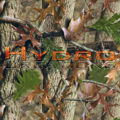 Hydrographic Film For Hydro Dipping Water Transfer Film Fall Camo - 19 X 38.5