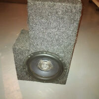 Custom Subwoofer Ford Fusion 2006 - 2012