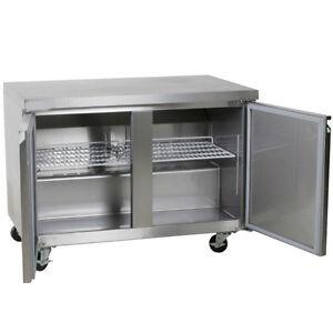 Prep Table , 2 Door Under Counter Freezer Kitchener / Waterloo Kitchener Area image 6