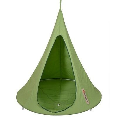 CACOON BONSAI Leaf green grün Hängehöhle Hängenest 1,2 m Liegefläche (10721