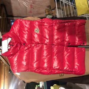 Moncler Vest size 1