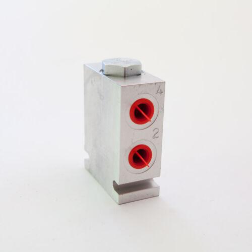 Hydraulic Flow Divider