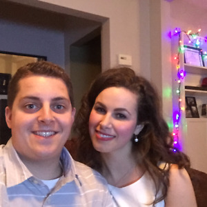 Young professional couple seek aprtmnt in Warkworth/Campbellford