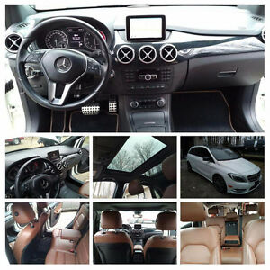 2013 Mercedes-Benz B-Class Hatchback