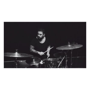 Drummer available for hire! Sessions, live, or tours!