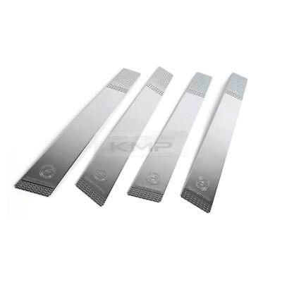 Genuine Chrome Door Belt A Pillar 6EA For Hyundai Elantra GT i30 2012-2016