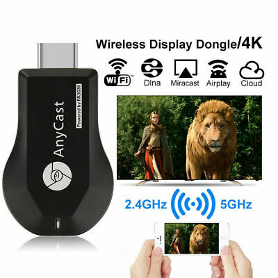 AnyCast M9 Plus HDMI Media Player WiFi Display Dongle Streamer TV USB Cast Stick