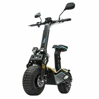 Cecotec Ciclomotor eléctrico Outsider DemiGod Makalu. 1600W. Ruedas tubeless XXL