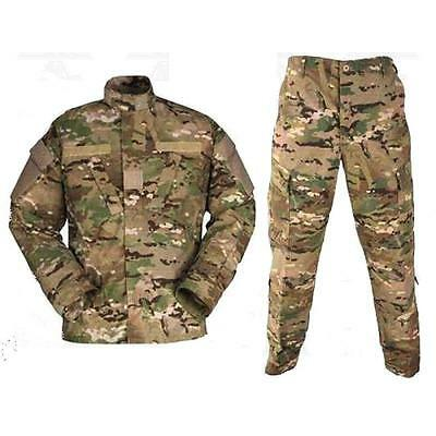 US ARMY OCP MULTICAM UNIFORM MEDIUM SHORT SET