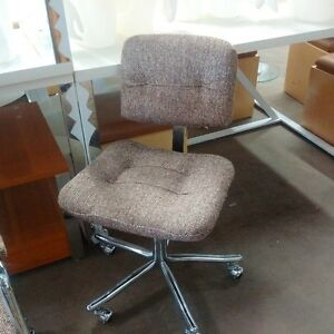Office Chair - no arms Kitchener / Waterloo Kitchener Area image 1