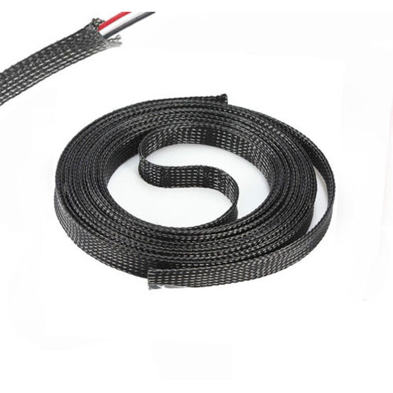 Braided Cable Sleeving/Sheathing - Auto Wire Harnessing, Marine ...