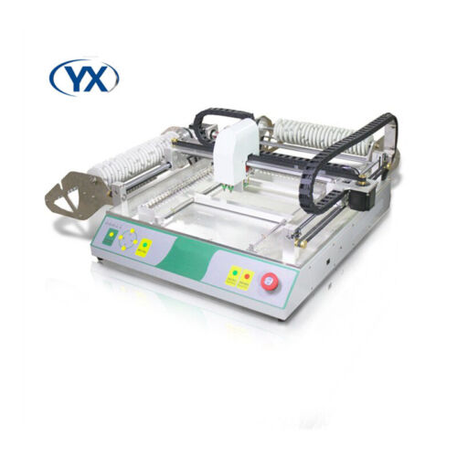 YX Pick and Place Machine TVM802B Automatic Assembly Production Line