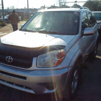 2005 Toyota RAV4 just arrived at Pic N Save!