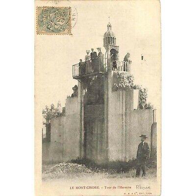 [69] Mont-Cindre - Tour de l'Hermite.