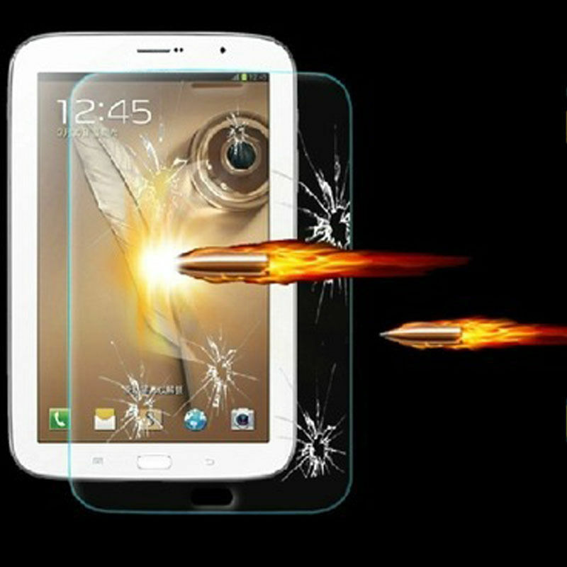 tempered glass screen protector for samsung galaxy tab 3 lite 7 0 sm t110. Black Bedroom Furniture Sets. Home Design Ideas