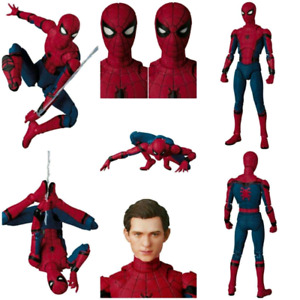 Mafex Spiderman homecoming 6 inch figure--- new in box