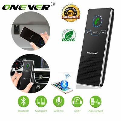Auto KFZ Freisprecheinrichtung Freisprechanlage Bluetooth 4.0 Verbinden Player