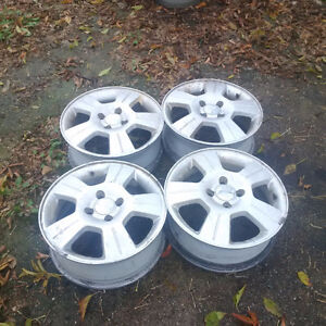 "16"" Ford Focus Rims Kingston Kingston Area image 1"