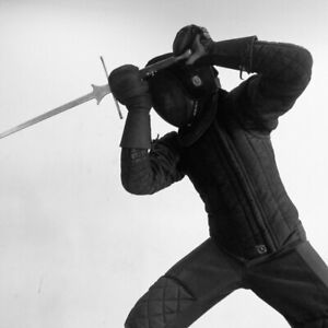 Learn To Swordfight in Moncton!