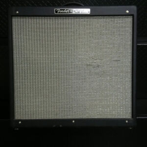 Fender Hot Rod Deville 60W 4x10 Three Channel Tube Combo Amp