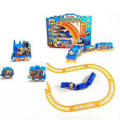 Tomas Electric Handcrafted Train+ Track Set Educational Toys Gift for  Kids Boys