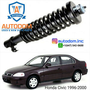 New Strut Assembly Front Honda Civic 1996-2000