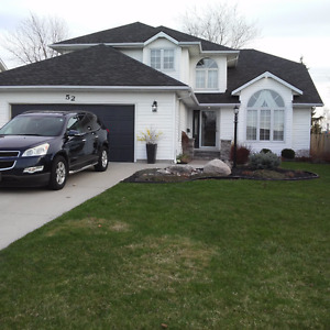 Absolutely Beautiful 2 storey Home