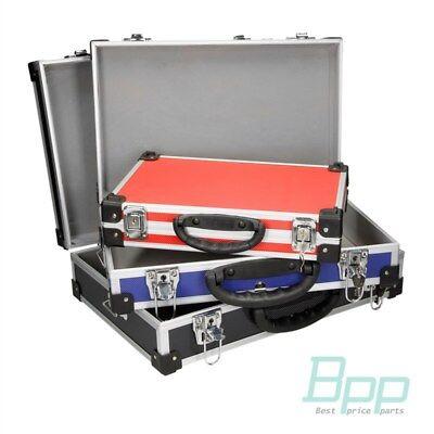 Alu Koffer Alukoffer Aluminium Set Werkzeugkoffer 3 Stück Transportkoffer