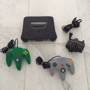 Nintendo 64 in Great Shape with All Hook Ups and 1 Controller