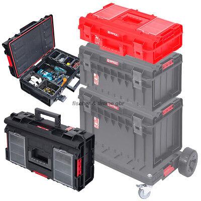 QBRICK One 200 Profi Werkzeugkoffer Staubox Werkzeugkasten Werkzeugkiste Toolbox