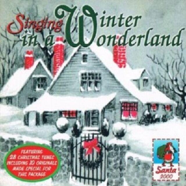 SINGING IN A WINTER WONDERLAND  CD NEU