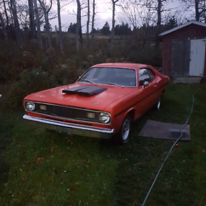 1971 Duster up for sale
