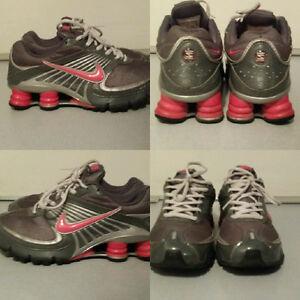 Nike Air shox (size 7.5 womens)
