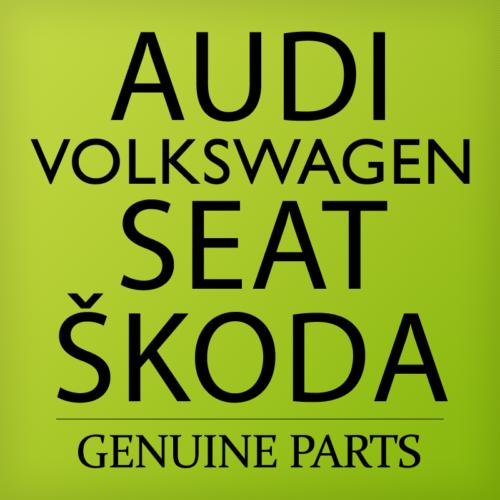 Genuine VW Golf 7 Facelift LED Tail Lights w/o Fog Light & Dynamic Turn Signal