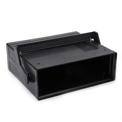Plastic Waterproof Electronic Enclosure Project Box Black 200x175x70mm