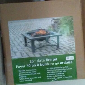 FOR SALE: BRAND NEW FIRE PIT