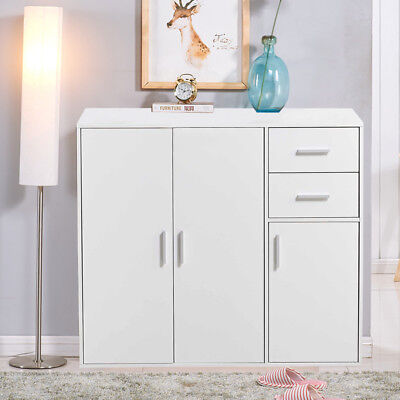 Chest of Drawers Cabinet Storage Unit-Entryway Shoe Organizer-Cupboard Furniture
