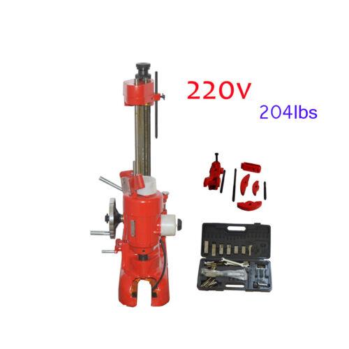 Intbuying 220V Cylinder Boring Machine T8014A Engine rebuilding Borer