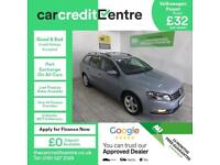 GREY VOLKSWAGEN PASSAT 1.6 S TDI BLUEMOTION TECHNOLOGY ***FROM £32 PER WEEK***