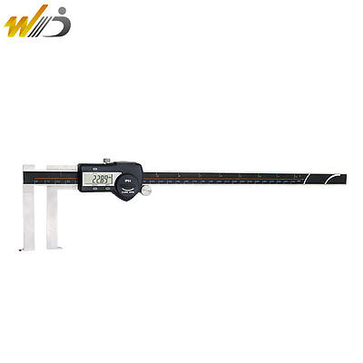 15-300 Mm Inside Groove Caliper With Knife Edge Micrometer Vernier Caliper