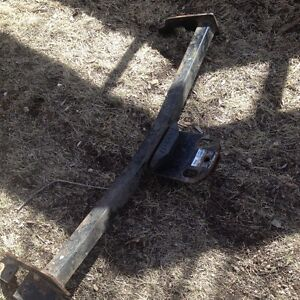 toyota sienna trailer hitch