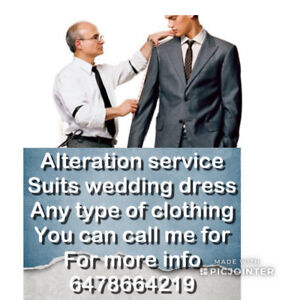 Professional Alteration