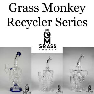 Grass Monkey Bongs and Dab Rigs