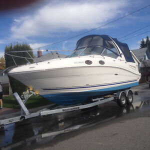 2008 Sea Ray 260 Sundancer Fresh Water Boat