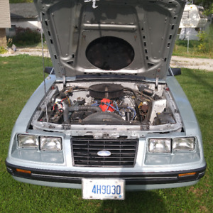 1984 Ford Mustang hatch bacck