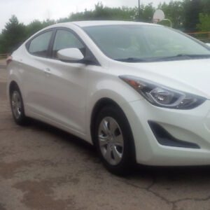 2014 Elantra. Very Clean, New Brakes, New Tires - Accident Free!