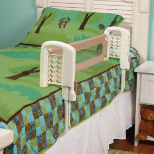 Saftey First bed rail