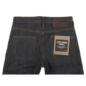 Naked & Famous denim - Super Skinny Guy Left Hand Twill  Size 29