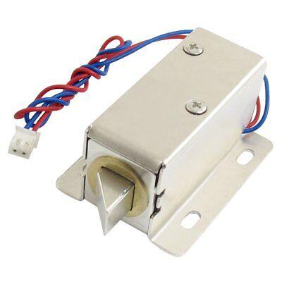 0837L DC 12V 8W Open Frame Type Solenoid for Electric Door Lock